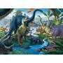 Puzzle Ravensburger 100 Piezas Gigantes Dinosaurios 10740