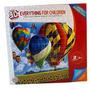 Jigsaw Puzzle - Bienes 3d Hot Air Balloon Set De Juegos Para