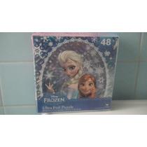 Rompecabezas Frozen Disney 48 Piezas Elsa Y Ana Niños Pm0