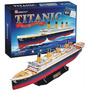 Cubicfun 3d Rompecabezas Titanic 113 Pz. / No Ravensburger
