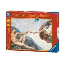Puzzle Ravensburger 1000 Piezas Creación Adán Miguel 15540