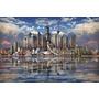 Puzzle Ravensburger 3000 Piezas Rascacielos Skyline 17066