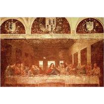 100-038 La Última Cena Da Vinci Rompecabezas 1000 Pzas Tomax