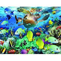 Jigsaw Puzzle - Journey Of The Sea Turtle 100 Piezas
