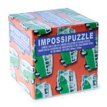 Jigsaw Cubo - Impossipuzzle Camper Van Puzzle 100 Piezas