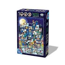 Jigsaw Puzzle - D-juguetes Colección De Dibujos Animados Sa