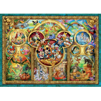 Rompecabezas Puzzle Ravensburger 1000 Piezas Mickey Disney