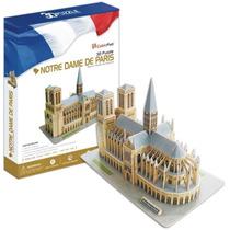 Cubicfun 3d Rompecabezas Notre Dame 74 Pz/ No Ravensburger