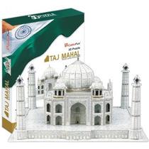 Cubicfun 3d Rompecabezas Taj Mahal 87 Pzs / No Ravensburger