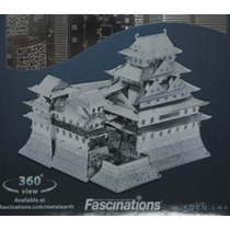 Castillo Himeji Fascinations Metal Earth