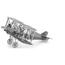 Rompecabezas Metalico 3d Biplano Fokker Dv-11 - Fascinations