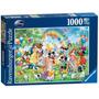 Rompecabezas De Disney: La Fiesta De Mickey 1000 Pzas A $285
