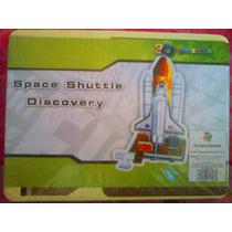 Rompecabezas Nave Espacial Shuttle Discovery Armable De Fomi