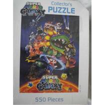 Super Mario Galaxy / Poster Rompecabezas 500 Piezas
