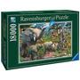 Rompecabezas Ravensburger 18000 Piezas Africa Animales 17823