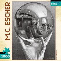 Rompecabezas De Mc. Escher,1000 Pzas, Varios Modelos