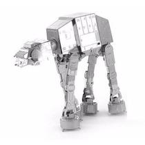 Rompecabezas Nano 3d Metálico Star Wars At-at