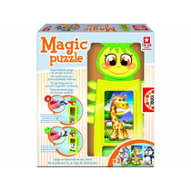 15499 Educa Magic Puzzle Baby Games 18 M