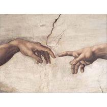 16185 Rompecab 1500 Pza Miguel Ángel Creación Adán Ricordi
