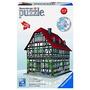 Ravensburger Medieval Casa - 3d Puzzle (216 Piezas)