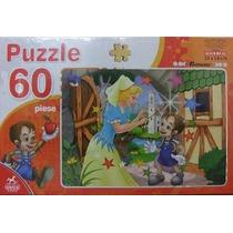 Jigsaw Puzzle - Juegos Deico Cuentos De Hadas 2 60 Puzzle Pi