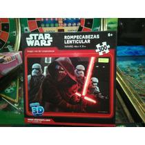 Rompecabezas De Star Wars Lenticular 3d