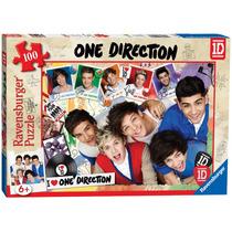 Jigsaw Puzzle - Ravensburger De One Direction Xxl 100 Piezas