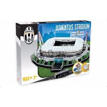 Rompecabezas 3d Juventus Stadium Marca Nanostad, Original