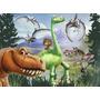Puzzle Ravensburger 100 Piezas Un Gran Dinosaurio 10533