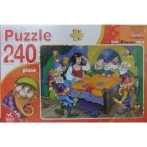 Jigsaw Puzzle - Juegos Deico Cuentos De Hadas 2 Blancanieves