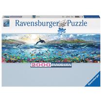 Rompecabezas Ravensburger 2000 Piezas Océano Viviente Peces