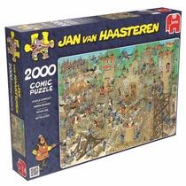 Jan Van Haasteren Castle Conflict 1000