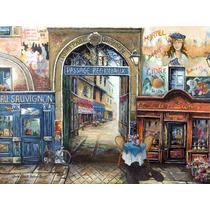 Puzzle Ravensburger 1500 Piezas Pasaje Parisino Paisajes