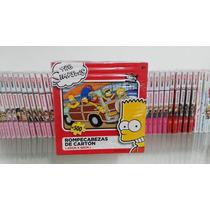 Rompecabezas Los Simpson 500 Piezas Original