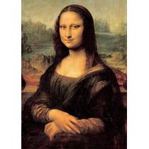 Ravensburger - 1000 Piezas 15296 Leonardo Da Vinci Mona Lisa