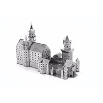 Rompecabezas Metalico 3d Castillo Neuschwanstein