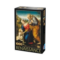 Jigsaw Puzzle - 1000pc D-juguetes Renacimiento Raphael: Sant