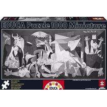 Rompecabezas Educa 1000 Piezas Miniatura Guernica 14460