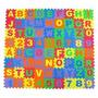 Letras Del Alfabeto Y Números Puzzle De Espuma Para La Educa