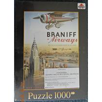 Rompecabezas 1000 Piezas Braniff Airways Borras