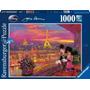 Rompecabezas De Disney: Noche En París De 1000 Pzas A $285