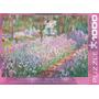 Jigsaw Puzzle - El Jardín De Monet De Claude Monet 1000 Pie