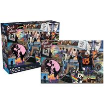 Rompecabezas Aquarius 1500 Piezas Pink Floyd Collage 68004