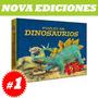 Puzzles De Dinosaurios. Rompecabezas. Nuevo Y Original