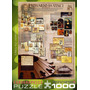 Jigsaw Puzzle - Leonardo Da Vinci 1000 Pedazo Eurographics