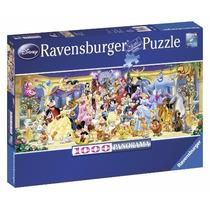 Rompecabezas Ravensburger 1000 Piezas Disney Foto Familiar