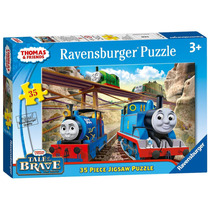 Jigsaw Puzzle - Ravensburger Thomas & Friends Tale Of The
