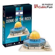 Dome Of The Rock Rompecabezas 3d Cubicfun 25 Piezas