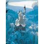 Rompecabezas Ravensburger 1500 Piezas Castillo Nevado