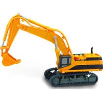 4d Máquina Puzzle - Excavadora Jigsaw Childs Juguete De